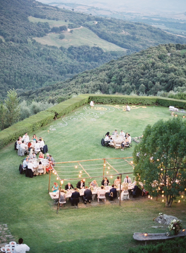 Jose Villa Tuscany Wedding